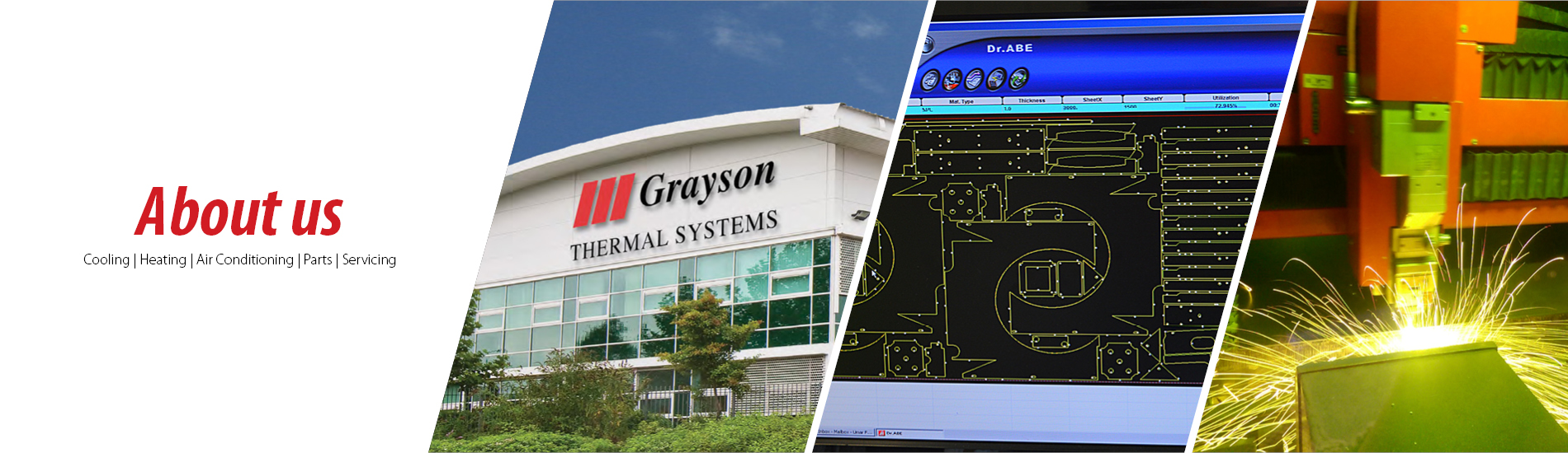 Find out about Grayson Thermal Systems